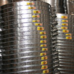 Таз оцинкованный — 13 литров (круглый)